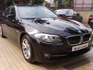 2012 BMW 5 Series 2003-2012 520d