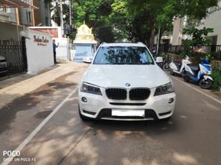 2011 BMW X3 xDrive 20d Luxury Line