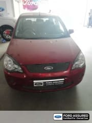 2011 Ford Fiesta Classic 1.6 Duratec CLXI