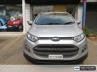 2013 Ford Ecosport 1.5 DV5 MT Titanium