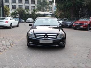 2011 Mercedes-Benz New C-Class C 250 CDI Avantgarde