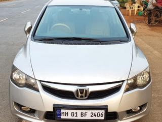 2012 Honda Civic 2010-2013 1.8 V MT