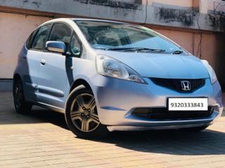2009 Honda Jazz Mode