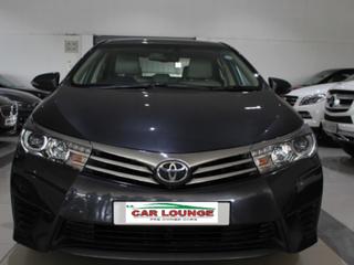 2014 Toyota Corolla Altis D-4D G