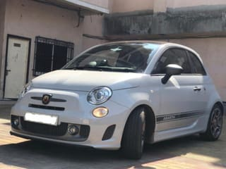 2018 Fiat Abarth 595 Competizione