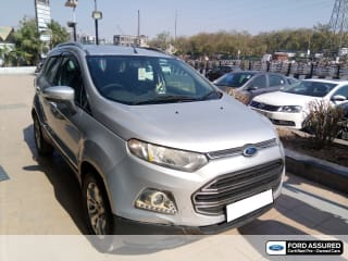 2013 Ford Ecosport 1.5 DV5 MT Titanium Optional
