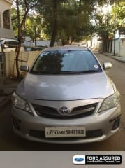 2013 Toyota Corolla Altis Diesel D4DJ