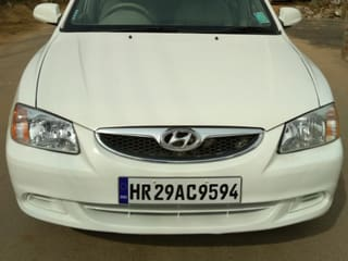 2012 Hyundai Accent Executive CNG