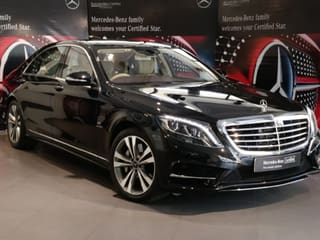 2015 Mercedes-Benz S-Class S 500 L Launch Edition