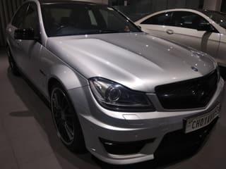 2011 Mercedes-Benz New C-Class C 63 AMG
