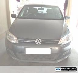 2011 Volkswagen Polo Petrol Highline 1.6L