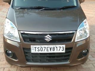 2015 Maruti Wagon R VXI 1.2