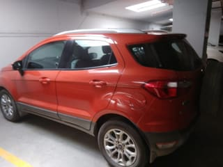 2015 Ford EcoSport 1.5 Ti VCT AT Titanium BE