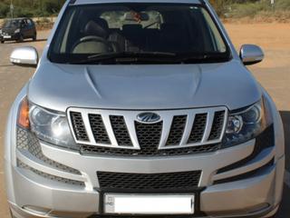 2015 Mahindra XUV500 W4