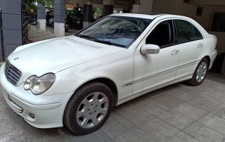 Mercedes-Benz New C-Class C 200 Kompressor Elegance MT