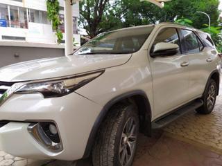 2017 ടൊയോറ്റ ഫോർച്യൂണർ 2.8 4WD AT BSIV