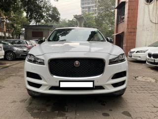 2016 ஜாகுவார் எஃப்-பேஸ் பிரஸ்டீஜ் 2.0 AWD