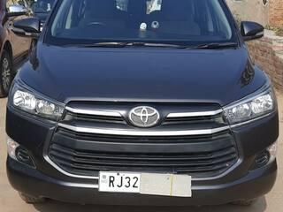 Toyota Innova Crysta 2.4 G MT 8S BSIV