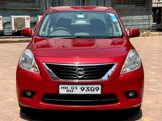 2014 Nissan Sunny XL AT Special Edition
