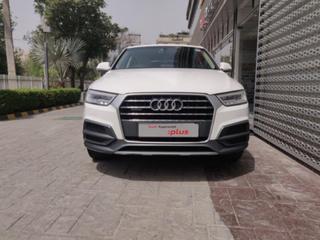 2018 Audi Q3 35 TDI Quattro Premium Plus