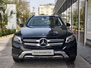 Mercedes-Benz GLC 220d 4MATIC Style