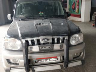 2011 మహీంద్రా స్కార్పియో VLX 2WD AIRBAG BSIV