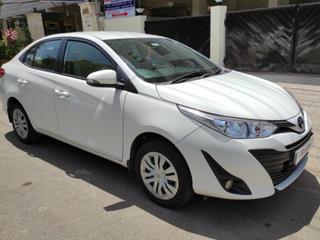 Toyota Yaris G CVT BSIV