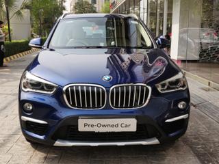 2017 BMW X1 xDrive 20d xLine