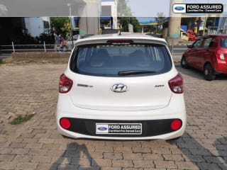 2018 Hyundai Grand i10 Asta Option