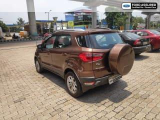 2016 Ford Ecosport 1.5 Diesel Titanium