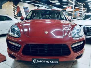 2011 Porsche Cayenne Turbo S
