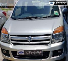 Maruti Wagon R VXI Minor
