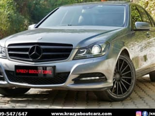 Mercedes-Benz New C-Class C 250 CDI Elegance