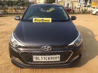 2017 Hyundai i20 1.4 Sportz
