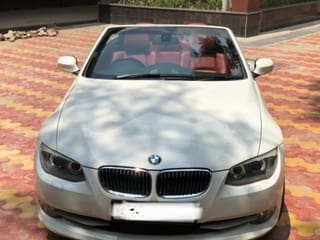 2013 BMW 3 Series 330d Convertible