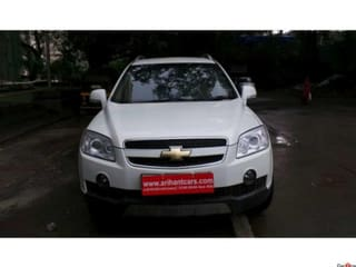 2012 Chevrolet Captiva 2.2 LTZ AWD