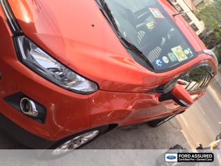 2014 Ford EcoSport 1.5 TDCi Titanium BE