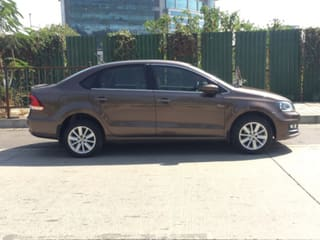 2017 Volkswagen Vento 1.5 Highline Plus AT 16 Alloy