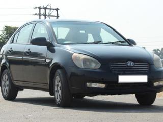 Hyundai Verna CRDi SX