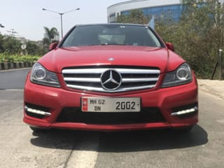 2014 Mercedes-Benz New C-Class C 220 CDI Grand Edition