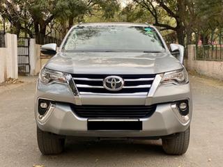 2019 ಟೊಯೋಟಾ ಫ್ರಾಜುನರ್ 2.8 4WD AT BSIV