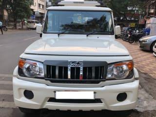 2017 Mahindra Bolero SLX 2WD BSIII