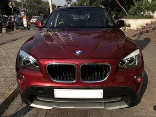 2012 BMW X1 sDrive 18i