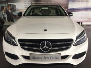 2018 Mercedes-Benz New C-Class C 250d Avantgarde Edition C