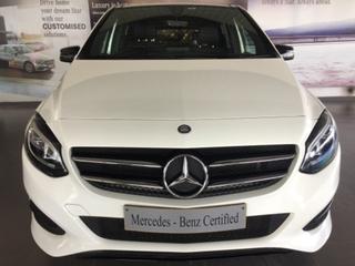2017 Mercedes-Benz B Class B200 CDI Sport