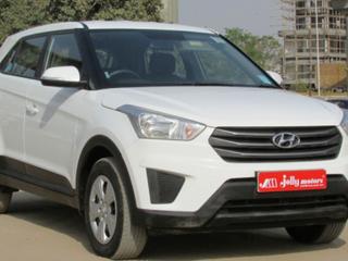 2017 Hyundai Creta 1.4 E Plus Diesel