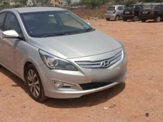Hyundai Verna 1.6 VTVT SX