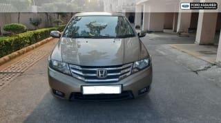 2012 Honda City V AT