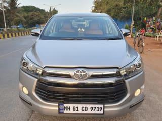 2016 Toyota Innova Crysta 2.4 VX MT
