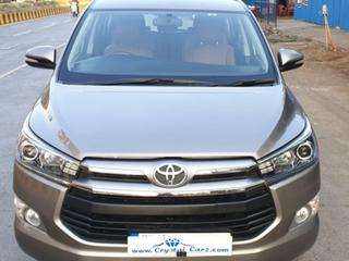 2017 Toyota Innova Crysta 2.4 VX MT
